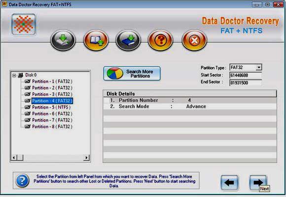 Windows Vista data recovery tool rescue files